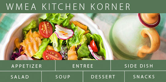 Kitchen Korner Header Menu