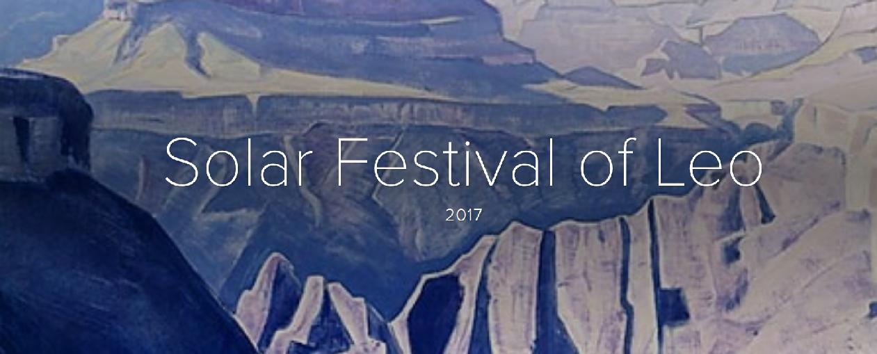 Solar Festival of Leo