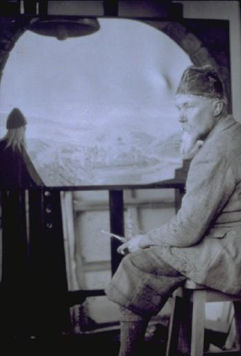 Nickolas Roerich