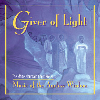 Giver of Light CD cover